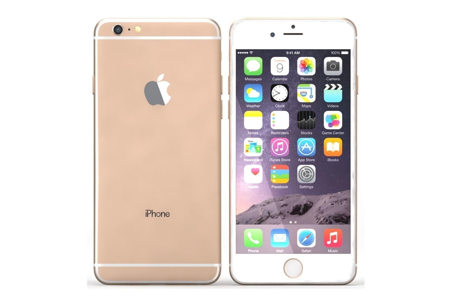 Beli Apple Iphone 4 16gb 128gb 7 Rose Gold Garansi 1 Tahun 6 Plus Free Tempered Glass
