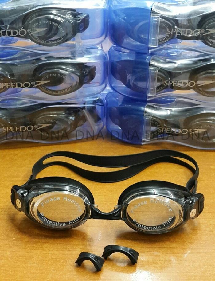 PROMO Kacamata Renang Speedo Minus G1100P - 2/ 2.5/ 3/ 3.5/ 4/ 4.5/ 5/ 6/ 7. TERLARIS