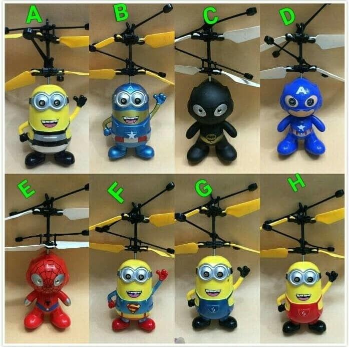 Flying Toy Sensor Helly Sensor Karakter Mainan Anak Pesawat Helly / Flying Toy Sensor Helly terbaru / Flying Toy Sensor Helly moderen / Flying Toy Sensor Helly berkualitas / Flying Toy Sensor Helly tercanggih