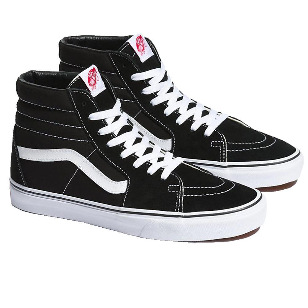 Zacksho Sepatu Casual Vans SK8 Hi Sneakers Pria dan Wanita