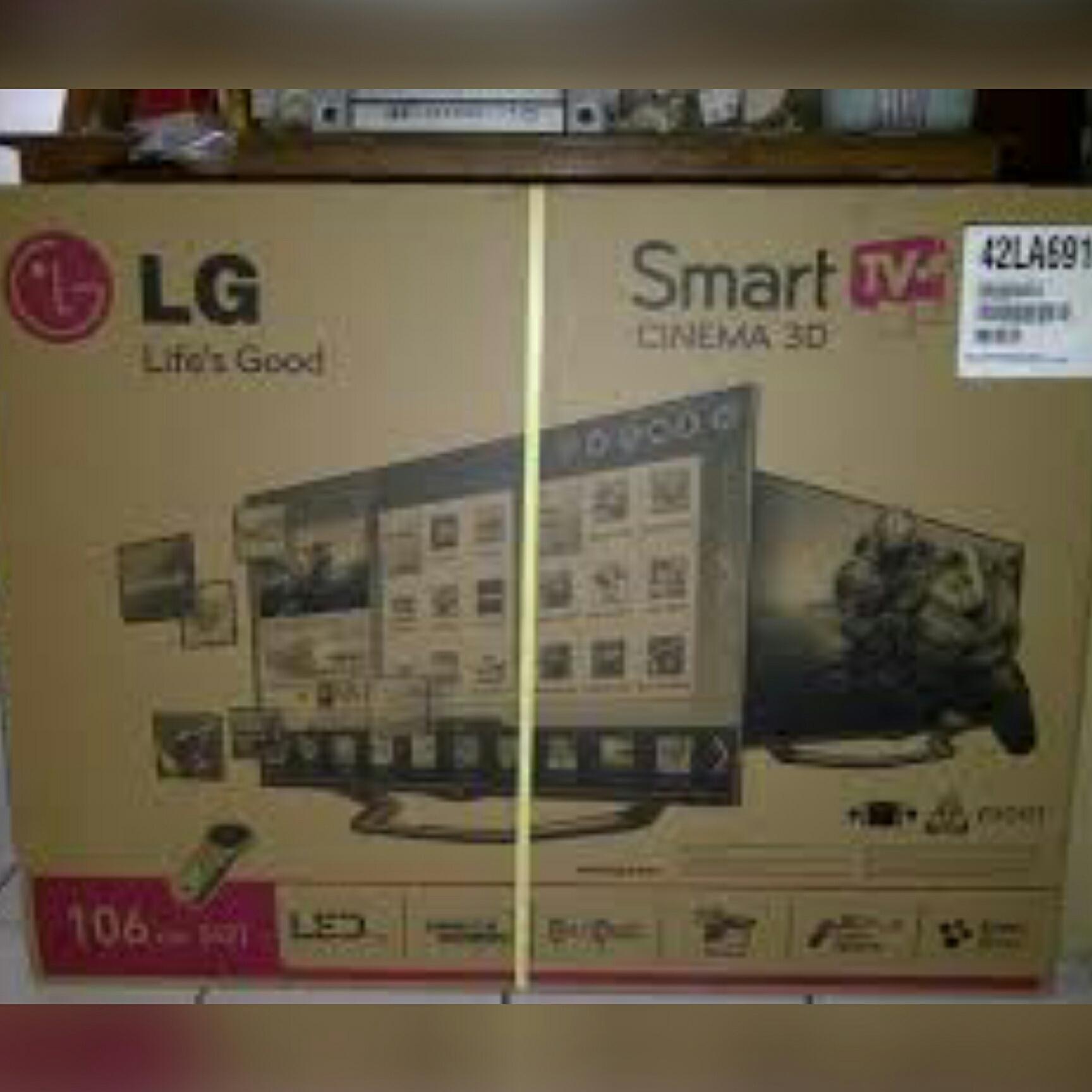 Harga Led Tv 43 Inch Lg 43lh500t Lengkap Dan Spesifikasi Terbaru Khusus Jabodetabek 42 Asli Original