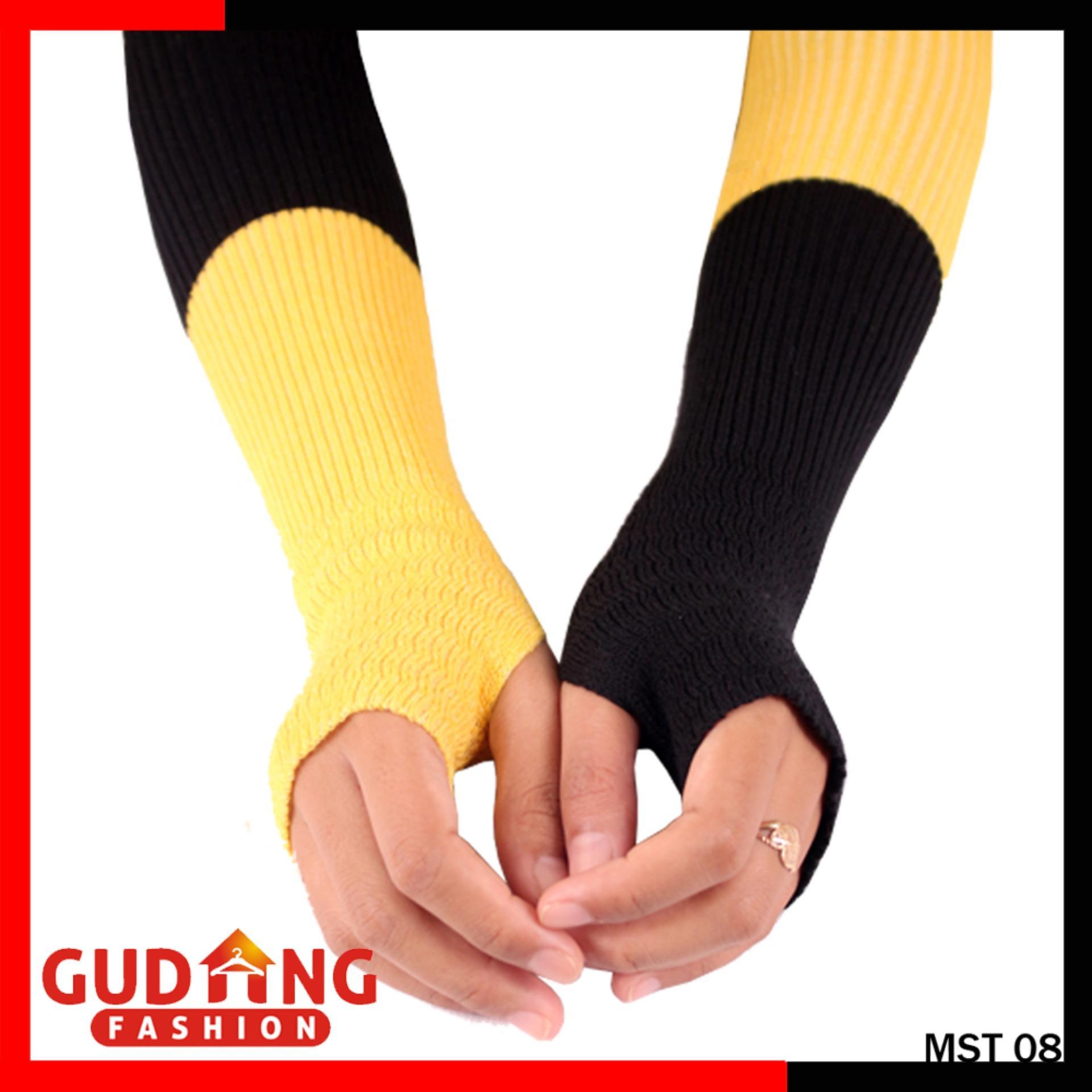 Rp 16.400. Gudang Fashion - Hand Sock Manset Tangan Rajut ...