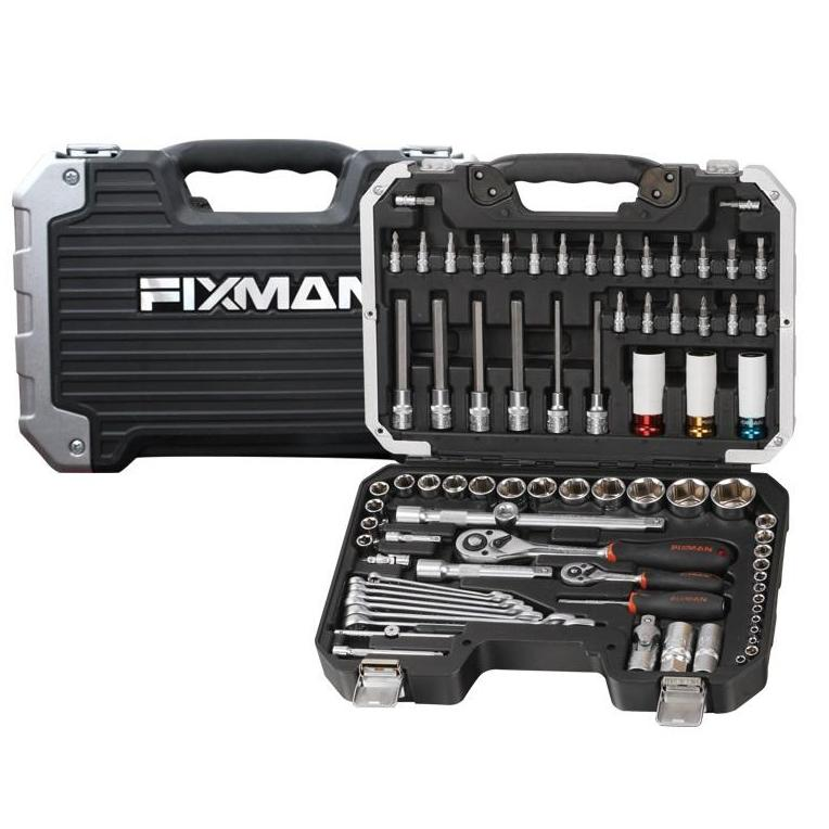 FIXMAN B5079M 79-PC Peralatan Kunci / Socket Tools Set