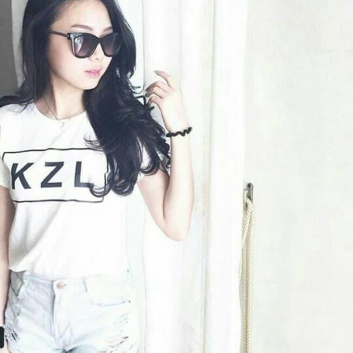 Vanwin - Tumblr Tee / Kaos Cewek / T-Shirt Wanita Blackpink 2. Source