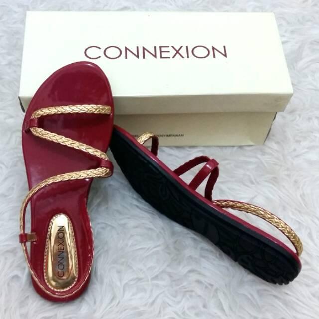 Connexion - Sandal Wanita Branded Murah