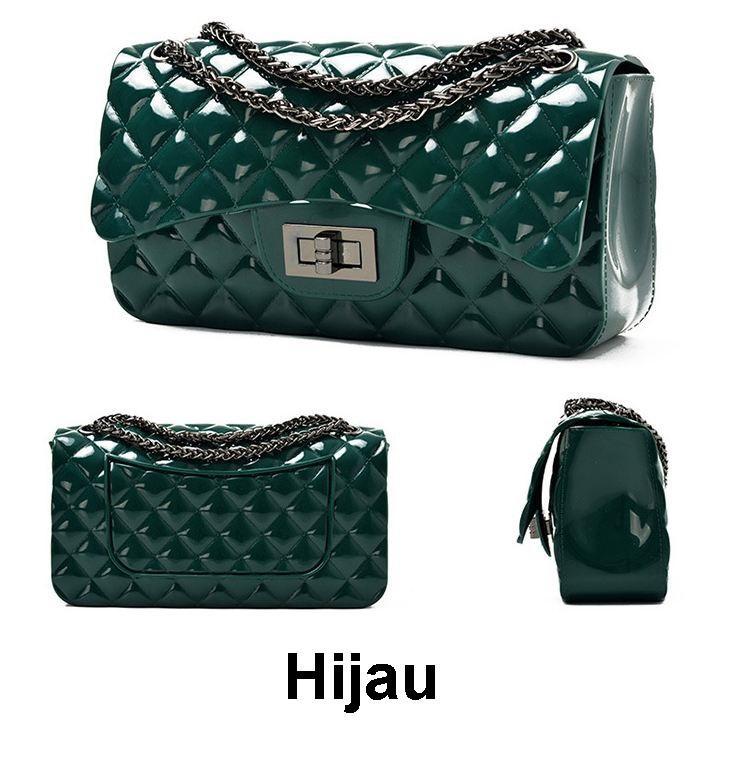 Rp 65.000. Tas Jelly Glossy High Quality Tas Import BatamIDR65000. Rp  65.000. Tas Ransel Wanita Korea style Elegan Backpack Fashion ... 8a86b0cf7a