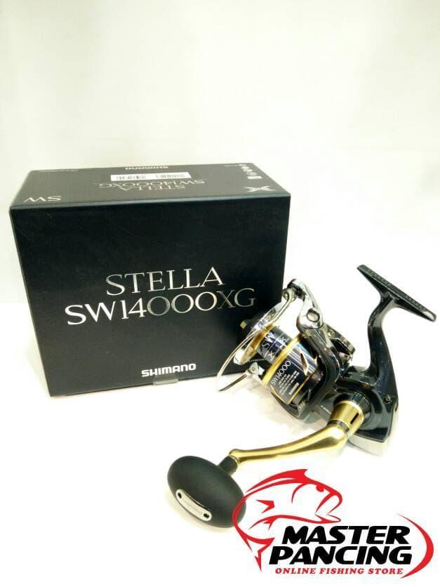 BEST SELLER!!! Shimano Stella SW14000XG - 1M0Thp