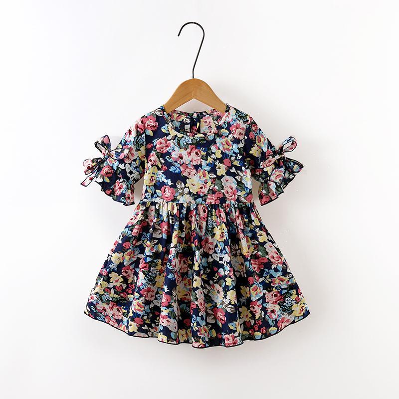 Ybc Set Gadis Baju Kaus Tanpa Lengan Bintik Rok Gaun Busana Source · Gaun Gadis Rok Korea Fashion Style Katun Musim Panas