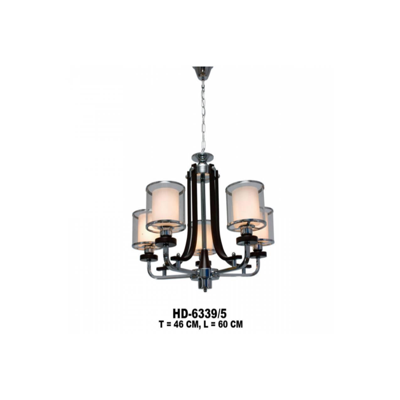 lampu hias dekorasi ruang keluarga dengan desain minimalis 6339/5