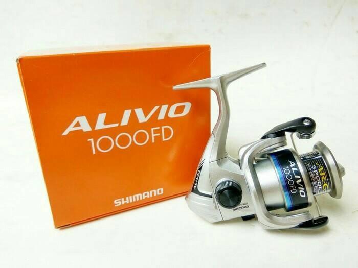 Reel Shimano Alivio 1000 FD - RkdkBg