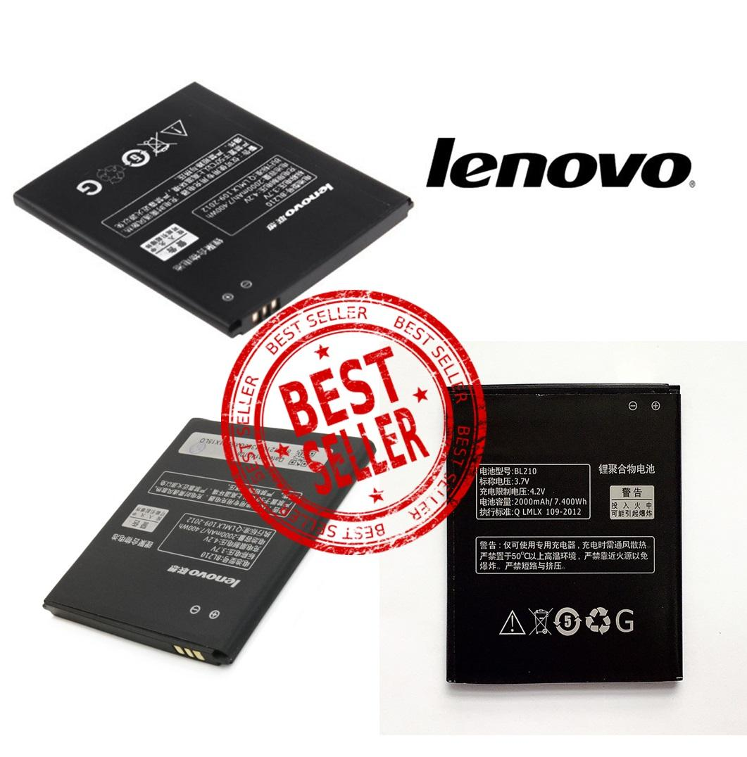 Buy Sell Cheapest Lenovo Baterai Bl210 Best Quality Product Deals S820 A750e A770e A656 A766 S650 Original 100 Battery For Kapasitas 2000mah