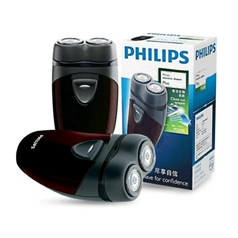 Shaver Philips PQ-206 Alat Mesin Cukur Kumis Jenggot PQ206