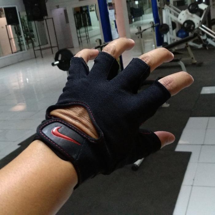 Nike Gym Fitness Glove Gloves Sarung Tangan Men Women BNIB - 5DxoSa