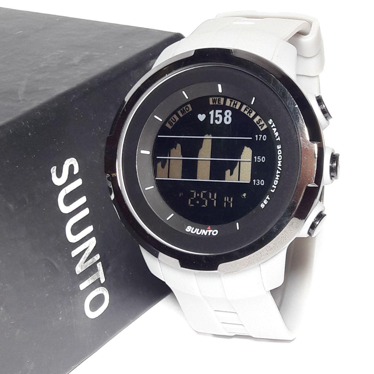 Jam tangan Pria Sunto suunto Core digital rubber putih