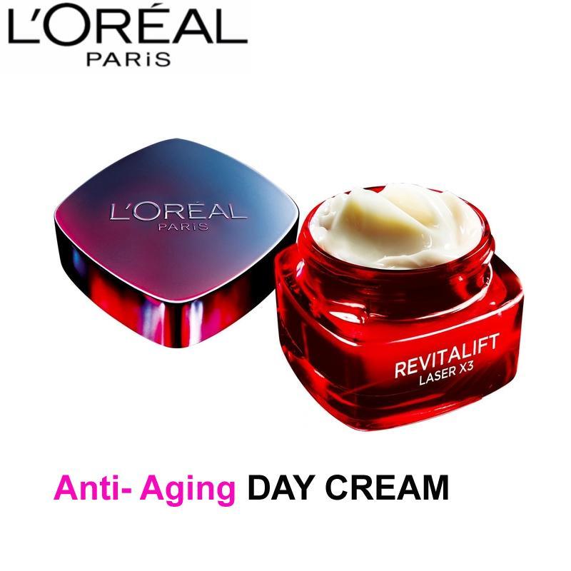 LOreal Paris Revitalift Laser X3 Day Cream - 50ml