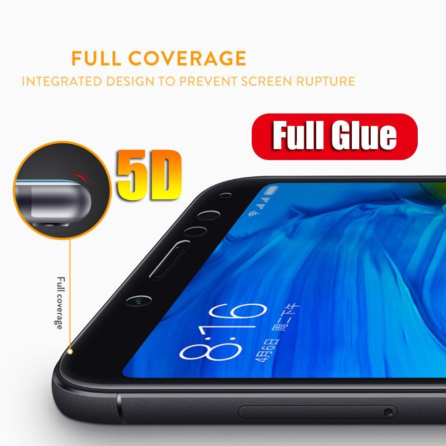 3d Full Cover Tempered Glass Warna Screen Protector For Xiaomi Redmi Motorola Moto E4 Plus Detail Gambar 5d Mi A1 Mi5x Terbaru