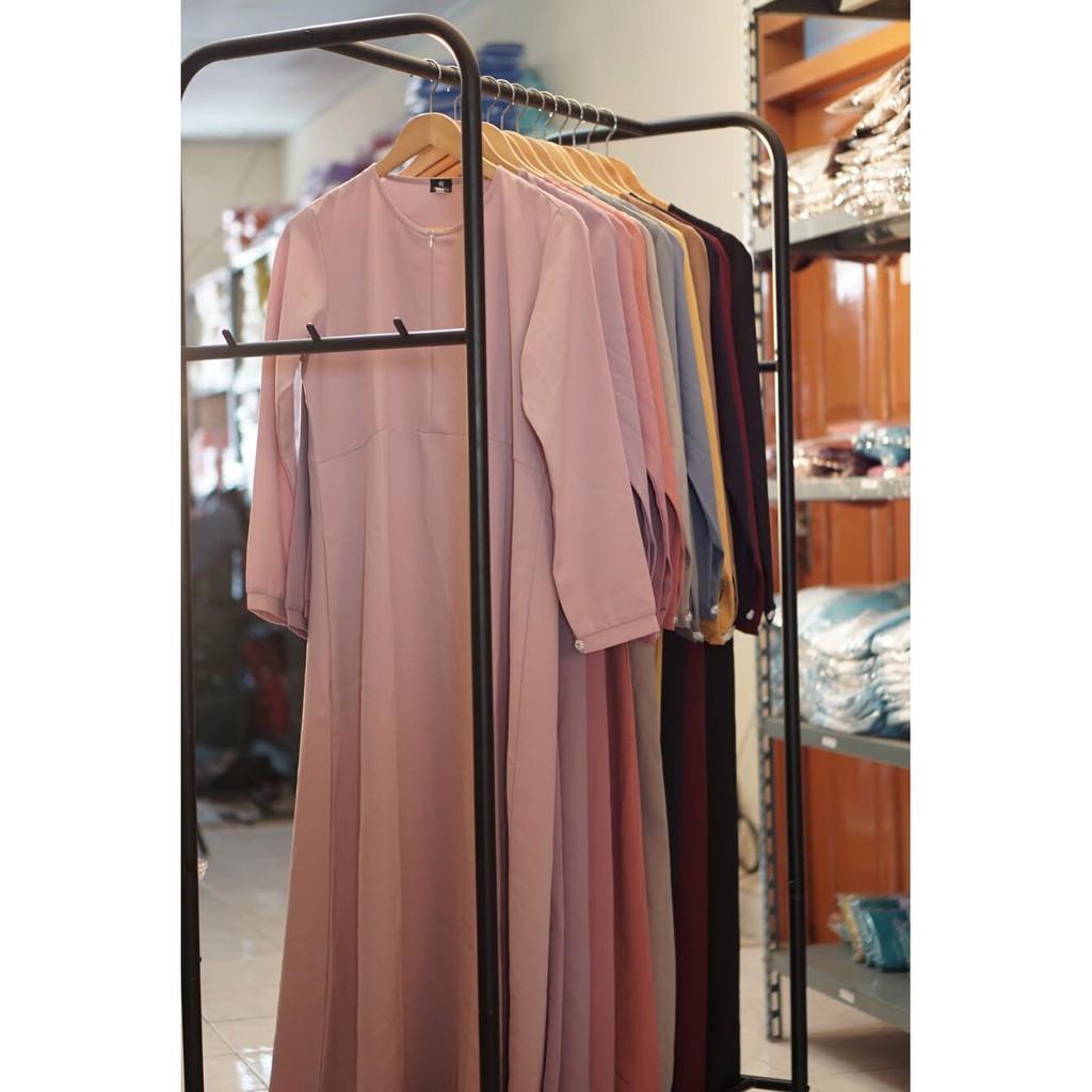 Hijab Alsa Gamis Mafaza/ Gamis Syari Size XL