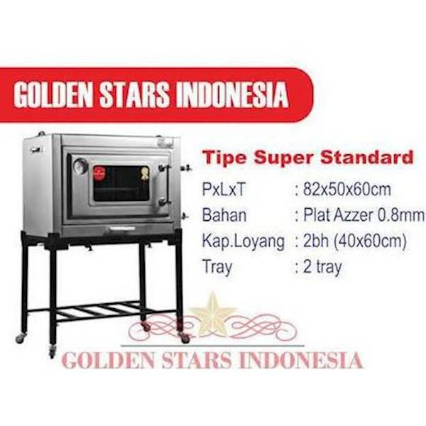 Oven Golden Star Type Super Standard - Asasf