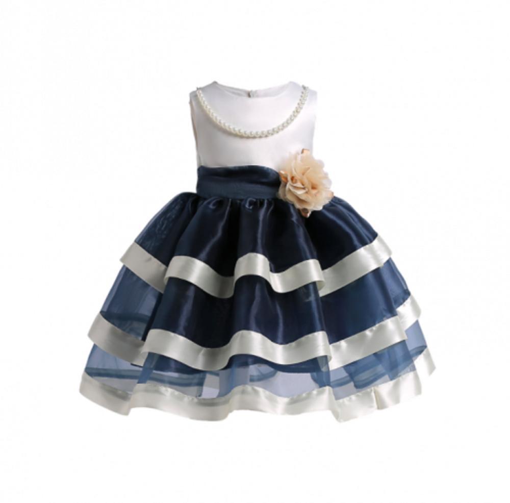 Gaun Dress Anak Perempuan TTM 11P
