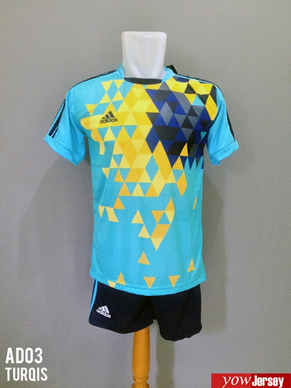 Kelebihan Baru Baju Celana Kaos Setelan Jersey Futsal Ad03 White Sepakbola Nike Nk27 Bola Adidas Turqis