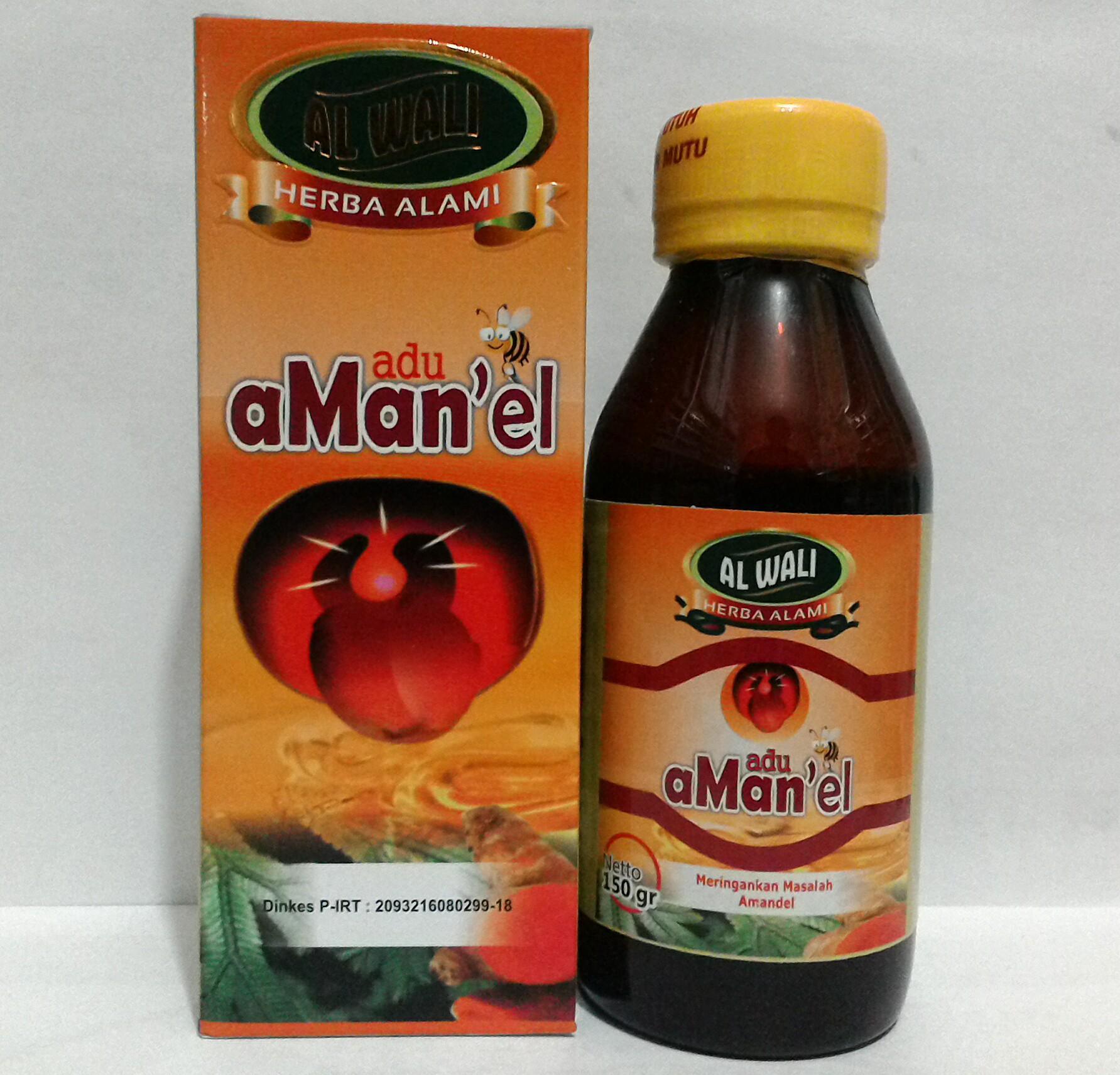 Madu Amandel Al Waliy 2 Botol Daftar Harga Terkini Dan Terlengkap Stop Ngompol Untuk Anak Top Pol Radang Tenggorokan Alwaliyidr25000 Rp 25000