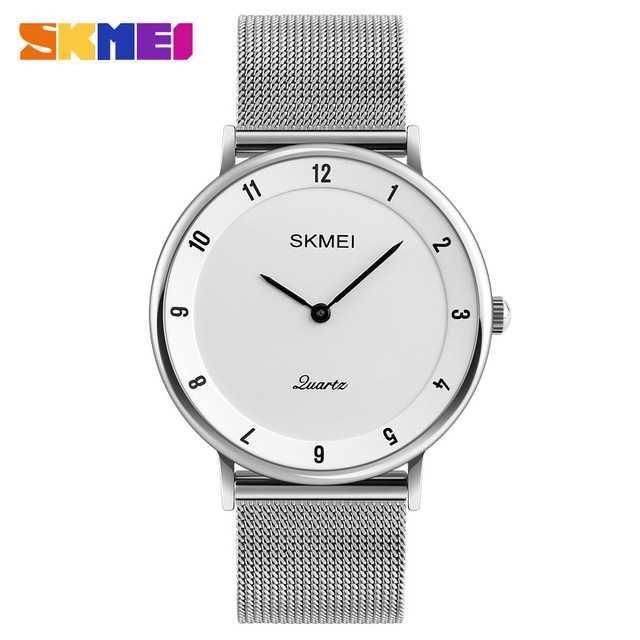 Analog SKMEI 9092 Brown Water Resistant 30M. Source · Jam tangan pria .