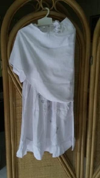 harga Gamis Anak Putih 2 - 4 tahun/ gamis anak/ gamis putih/ baju manasik haji anak/ baju muslim anak/ jilbab anak Lazada.co.id
