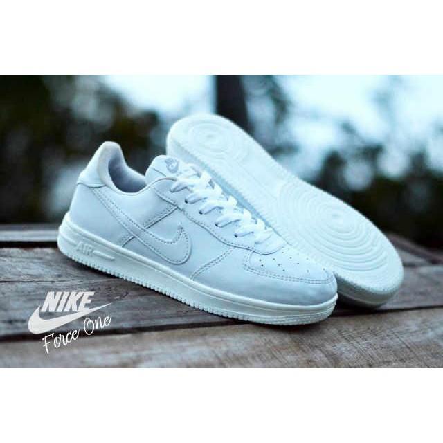 Promo Sepatu Nike Airforce 1 One Wanita Women Untuk Cewe Murah Grosir Putih Gratis Ongkir