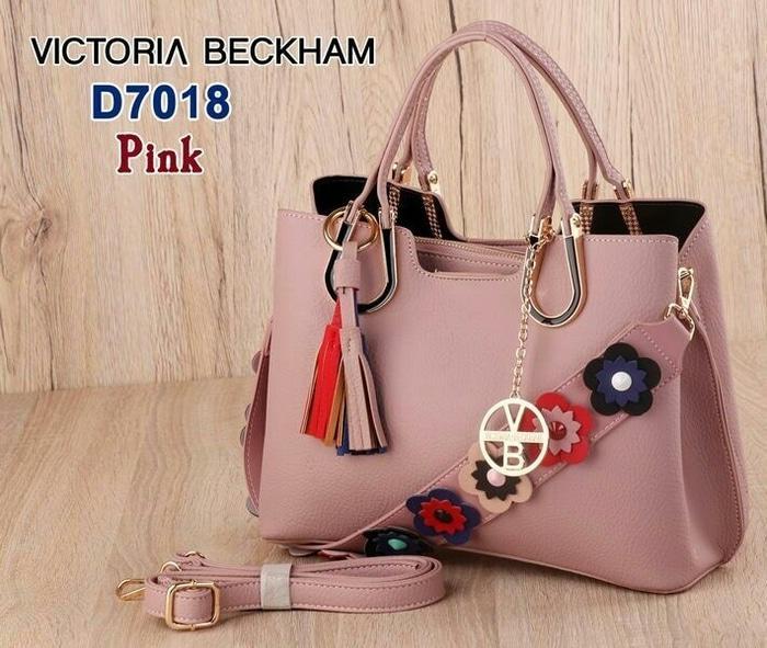 Tas Wanita Branded Import VICTORIA BECKHAM D7018 MURAH