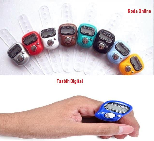 Paling Unik Tasbih Digital Mini - Random