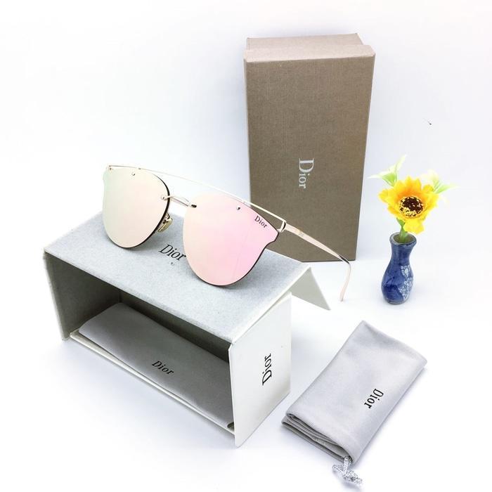 Kacamata / Sunglass Wanita Dior M-C724 Fullset + Cairan Pembersih
