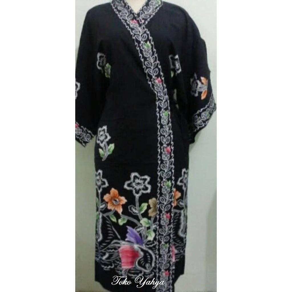 Harga Baju Tidur Batik Kencana Ungu Termurah 2018 Cekharga Daster Jumbo Label Biru Kimono Sexyjh