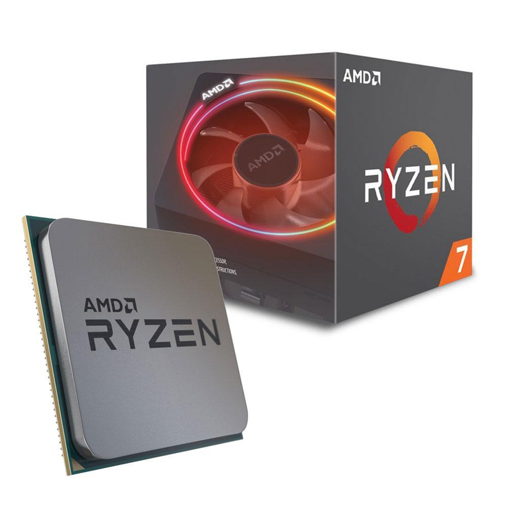 AMD Ryzen 7 2700X Gen 2 Pinnacle Ridge