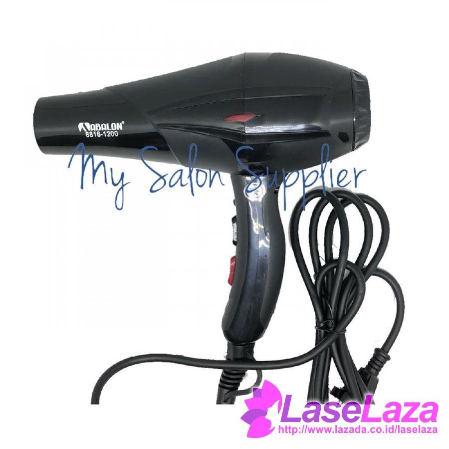 Hair Dryer TAHAN BANTING 1200 Watt Abalon 8816 Hair Dryer Terbaik