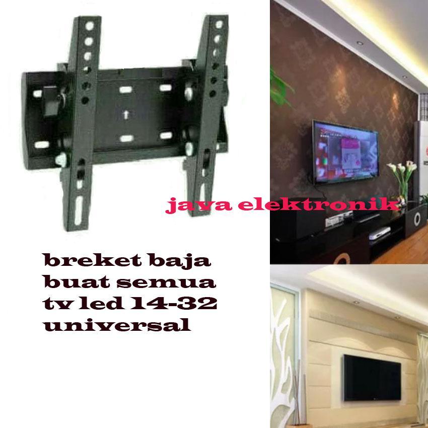 BOLD Bracket LCD LED TV 14-32 inc - Braket tv multi untuk semua merek tv