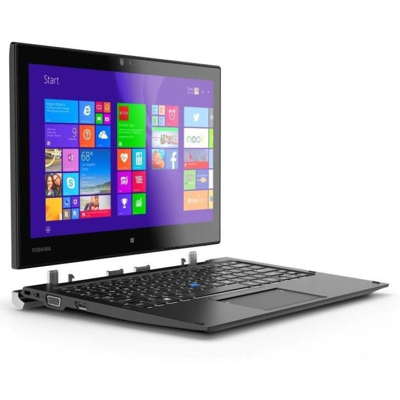 Toshiba Portege Z20T 2in1 Laptop 128GB SSD Detachable Touchscreen