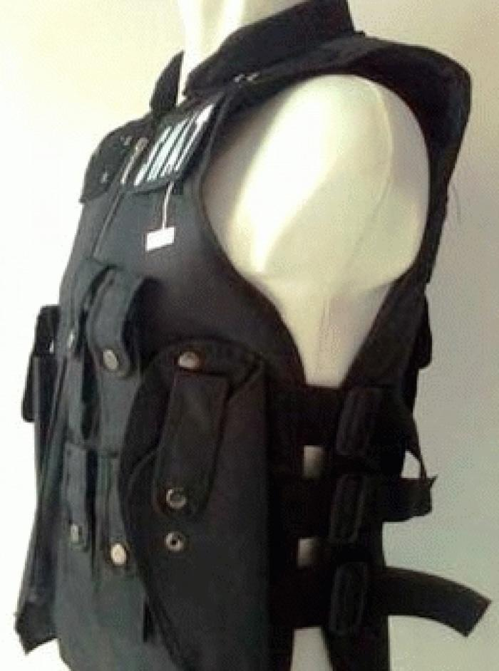 Rompi jas Protector Vest SWAT air softgun pengendara penahan angin new - oTAJzF