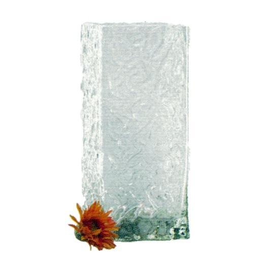 Alibambah Vas Bunga Kaca - Kotako S-2 - 25,5 cm