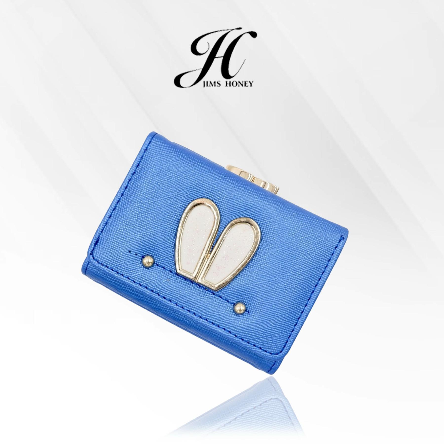Dompet Kecil Wanita Allecia Wallet Jimshoney original dompet cantik wanita  import Tas Wanita Lazada Tas Wanita d1b8bf463a