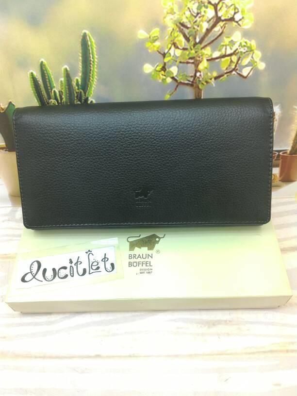 Dompet Kulit/Wallet Wanita Braun Buffel BB 302 import - CYIicO
