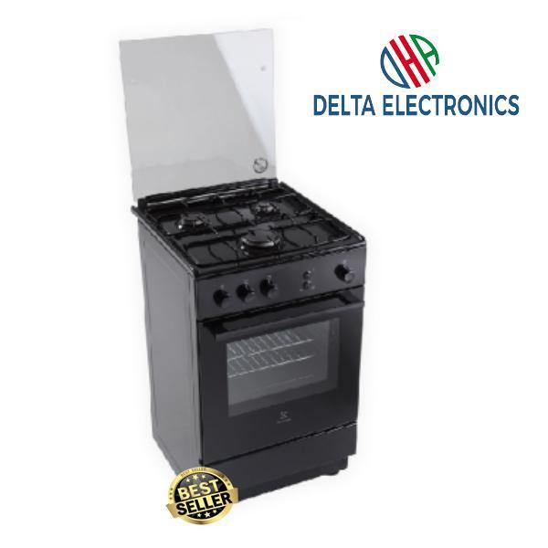 Electrolux EKG 20100 OK Freestanding Gas Cooker - Khusus JADETABEK