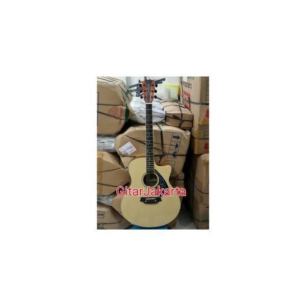 Gitar Akustik Merk Cole Clark Natural Murah Jakarta Garansi 1 Minggu