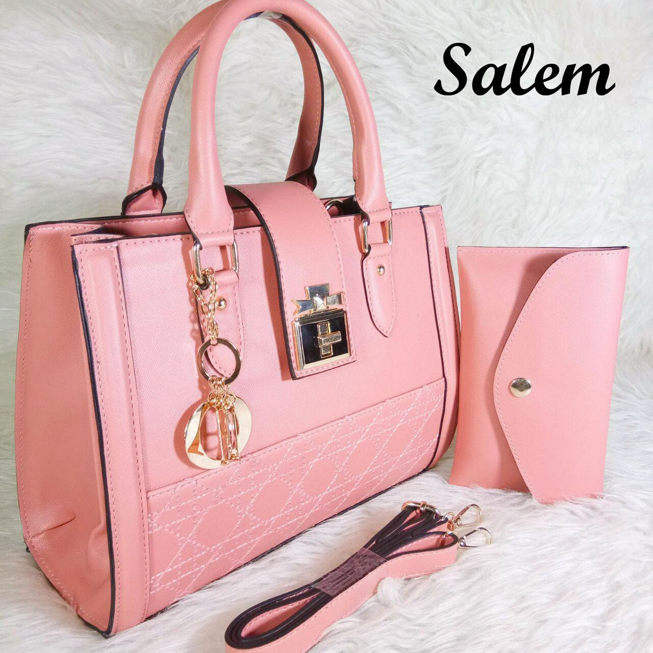 Dior victoria - Tas Wanita Set Dompet Murah Tas Batam Tas Import Korea  Modern Fashion Clutch 4d4b985aaa