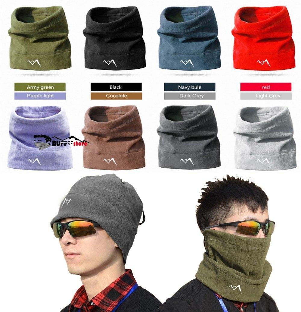 Masker Gunung Polar Balaclava Buff Kupluk Daftar Harga Multifungsi Neck Mask Syal Bandana