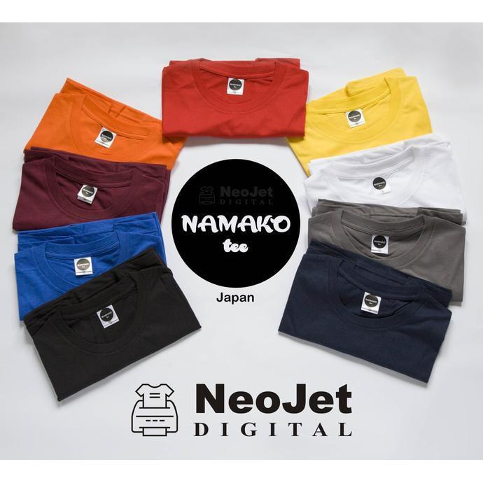 Kaos Polos Jepang Namako Tee - C50fx1