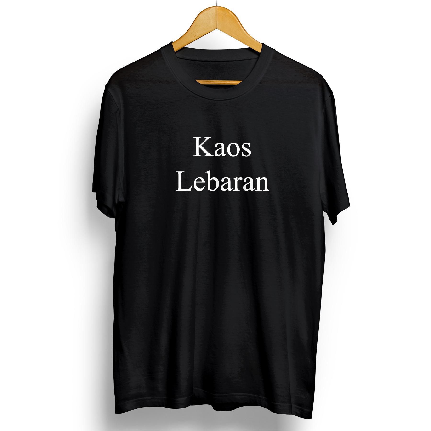 Kaos Distro Pria / Wanita Dakwah Islam Muslim - Baju Lebaran
