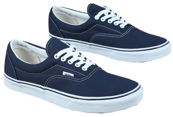 Zacksho Sepatu Casual Vans Authentic Sneakers Pria