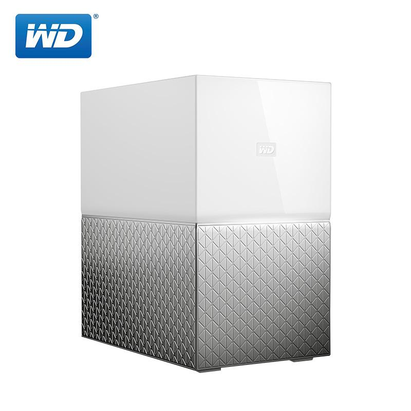 WD My Cloud Home Duo Personal Cloud Storage 12TB