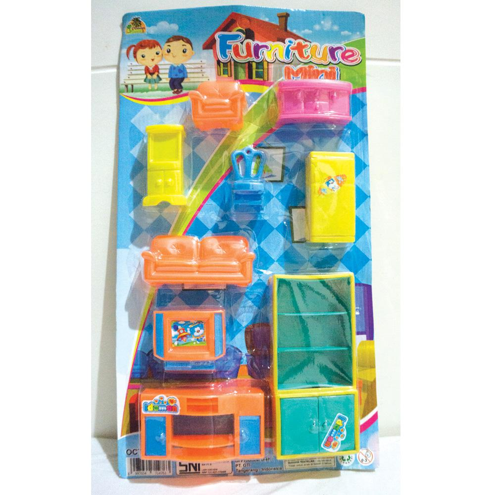 Mainan miniatur furniture rumah - Furniture mini OCT 2322