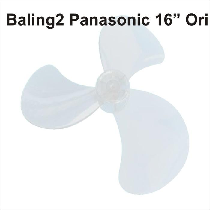 Baling baling Kipas Angin Panasonic Ori 16